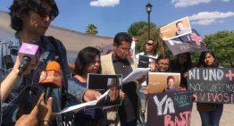 Periodistas se manifiestan por muerte de Miroslava Breach, en Chihuahua
