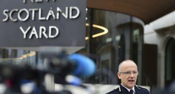 Arrestan a 10 y allanan 21 lugares tras atentado en Londres