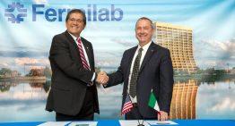 UdeC, primera universidad mexicana que firma convenio con Fermilab