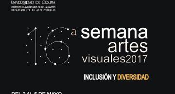 Anuncian Semana de las Artes Visuales