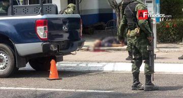 En Guerrero atacan a policías sin armas; 3 muertos y 3 heridos