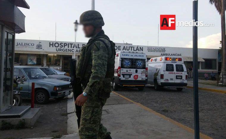 Enfrentamiento en Autlán deja cuatro muertos