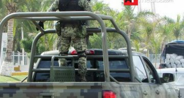 Intentan ejecutar a hombre en Manzanillo