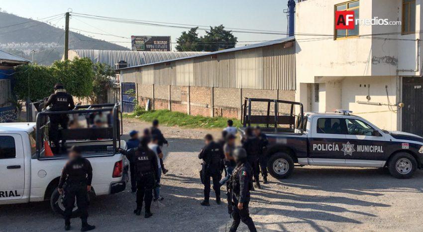 Cinco bolsas con partes de tres cadáveres en Chilpancingo