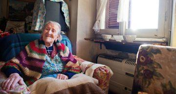 Muere en Italia la persona más anciana; tenía 117 años