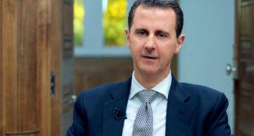 Ataque químico en Siria es un montaje de EU: Assad