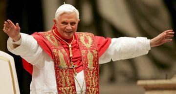 """Habrá fiesta """"sencilla"""" por cumpleaños 90 de Benedicto XVI"""