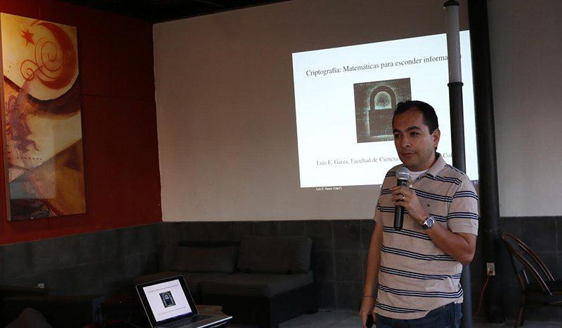 Criptografía, matemáticas para esconder información
