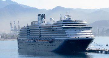 Holland America Line enviará cruceros adicionales a Manzanillo
