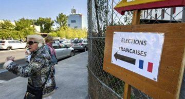 Francia celebró elecciones presidenciales este domingo