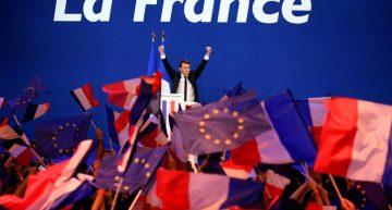 Macron y Le Pen van a segunda vuelta por presidencia de Francia
