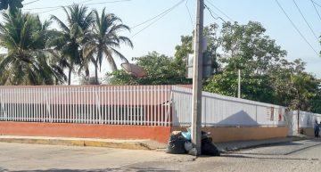 Roban en escuela pública de Miramar, en Manzanillo
