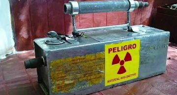 SSP despliega  operativo para encontrar fuente radioactiva