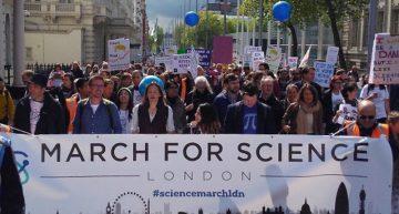 Marchan por la ciencia en 100 ciudades del mundo