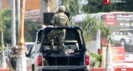A balazos es asesinado hombre en Manzanillo; en Cerro de Ortega hieren a dos