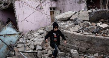 Más de mil 140 viviendas destruidas en Mosul: ONU