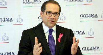 Gobernador: Cero tolerancia en Colima para quienes agredan a las mujeres