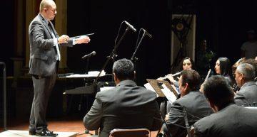 Colimense dirigirá la Orquesta de Alientos del Conservatorio Nacional de Música
