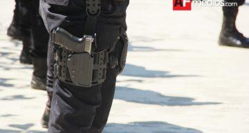 Reportan balacera entre policías y delincuentes en Manzanillo