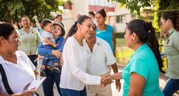 Invierten más de 1.6 mdp en remodelación de dos calles en Salagua