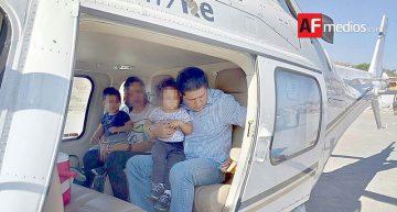 Alcalde de Teloloapan huye en helicóptero por amenaza de muerte