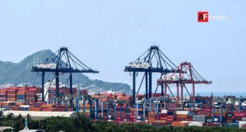 Manzanillo pudiera mover este año más de 2.6 millones de TEU's