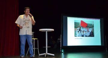 El intercambio académico involucra todos los sentidos para aprender: César Bustos