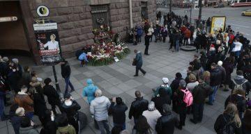 Seis detenidos tras atentado en San Petersburgo