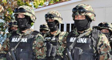 Semar repele agresión de presuntos infractores de la Ley en Sinaloa
