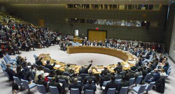 Rusia veta proyecto de resolución sobre ataque químico en Siria