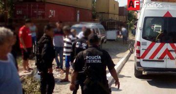Hombre muere arrollado por el tren en Manzanillo