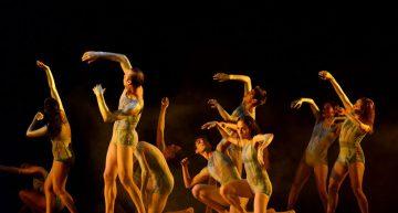 Emocionados, estudiantes de Danza por asistir al 92nd Street Y, en Nueva York