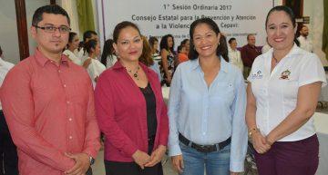 VdeA se suma a la prevención y atención de la violencia familiar