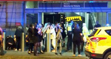 Reportan explosiones y muertos en concierto de Ariana Grande en Mánchester