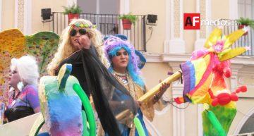 En Colima marchan contra la homofobia y la transfobia