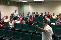 Semov y transportistas de Manzanillo dialogan sobre tarifa