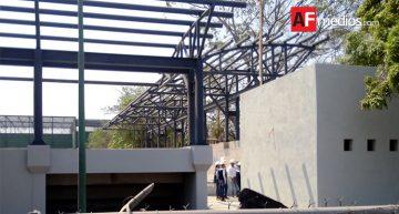 Avanzan un 90 % obras en U. Morelos, precios de entrada no subirán