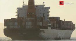 Puerto supera expectativas en movimiento de contenedores en arranque de año: Landeros Ruiz