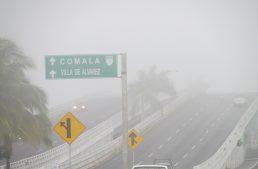 Tormentas en gran parte del país, en Colima solo cielo nublado