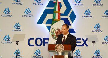 Coparmex respaldará a los negociadores mexicanos del TLCAN