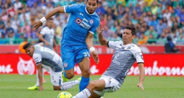 Cruz Azul cerró con triunfo el Clausura 2017