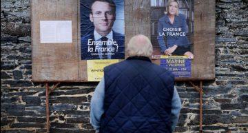 Francia define hoy a su próximo presidente