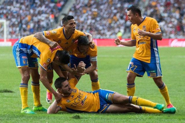 El campeón Tigres recibe al líder Tijuana en la semifinal del Clausura