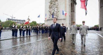 Macron asume poder de Francia