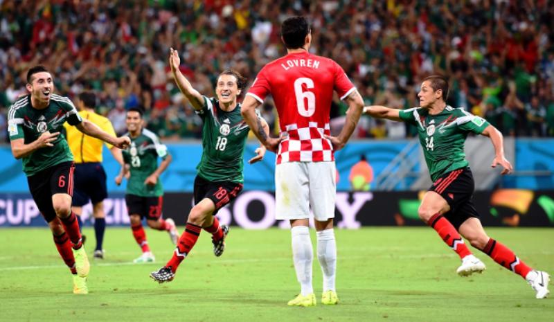 México enfrenta a Croacia en partido amistoso con ausencias de ambos lados