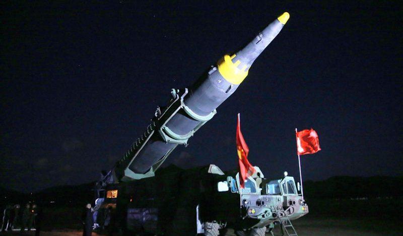 Argentina manifiesta su repudio por lanzamiento de misiles de Corea del Norte