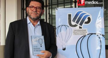 UMP edita su primer libro 'Educación para otro mundo posible II'
