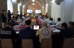 UEPCB realiza reunión ante el temporal de lluvias y ciclones tropicales