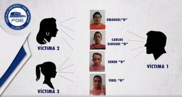 Fiscalía de Puebla detiene a seis por crimen en autopista México-Puebla