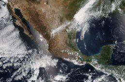 Nublados y ambiente caluroso para Colima: SMN